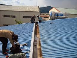 Thợ chống dột mái tôn tại quận bình thạnh