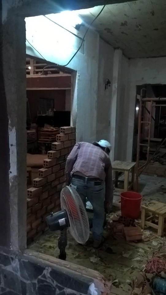 Thợ sửa chữa nhà tại quận 2