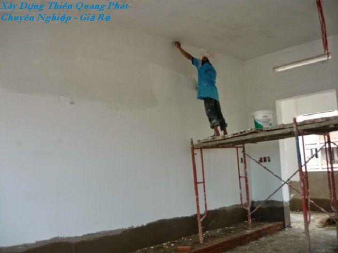 Thợ sơn sửa nhà tại quận 6