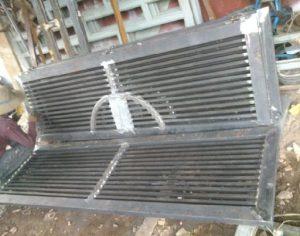 Cửa sắt lan can inox tại tphcm - làm lợp mái tôn