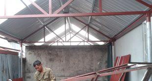 Thợ lợp mái tôn tại quận thủ đức