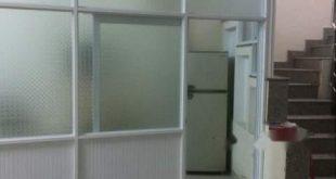 Làm vách nhôm cửa kính tại Bửu Long