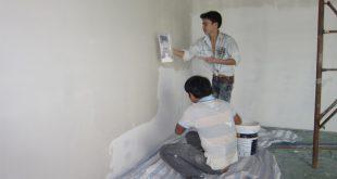Thi công sơn sửa nhà cũ tại quận 1